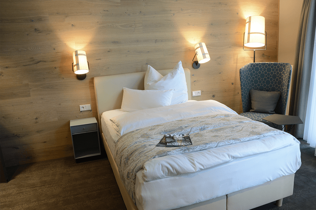 Chambre simple de luxe home for Chambre simple design